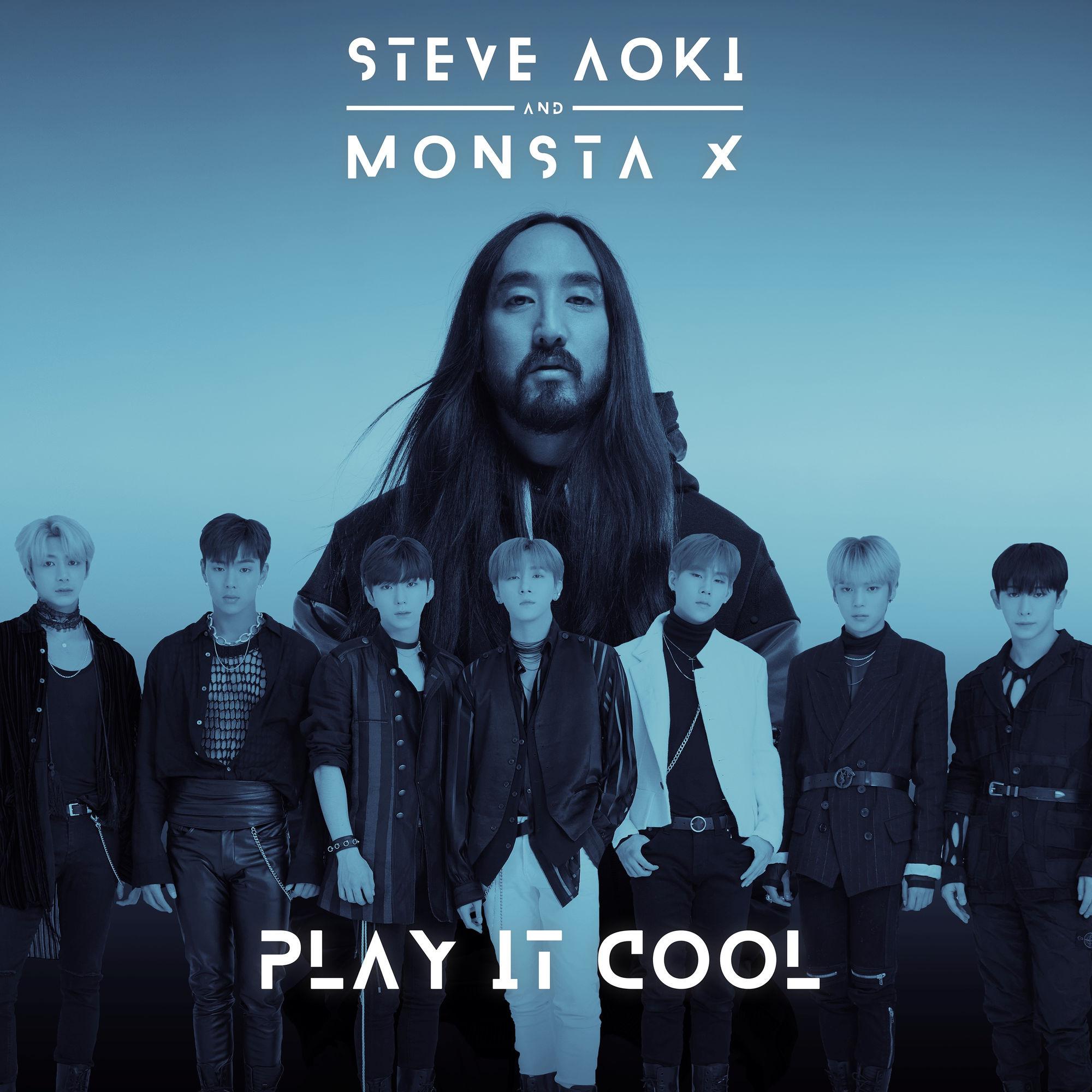 MONSTA X (몬스타엑스) & Steve Aoki – Play It Cool (English ...
