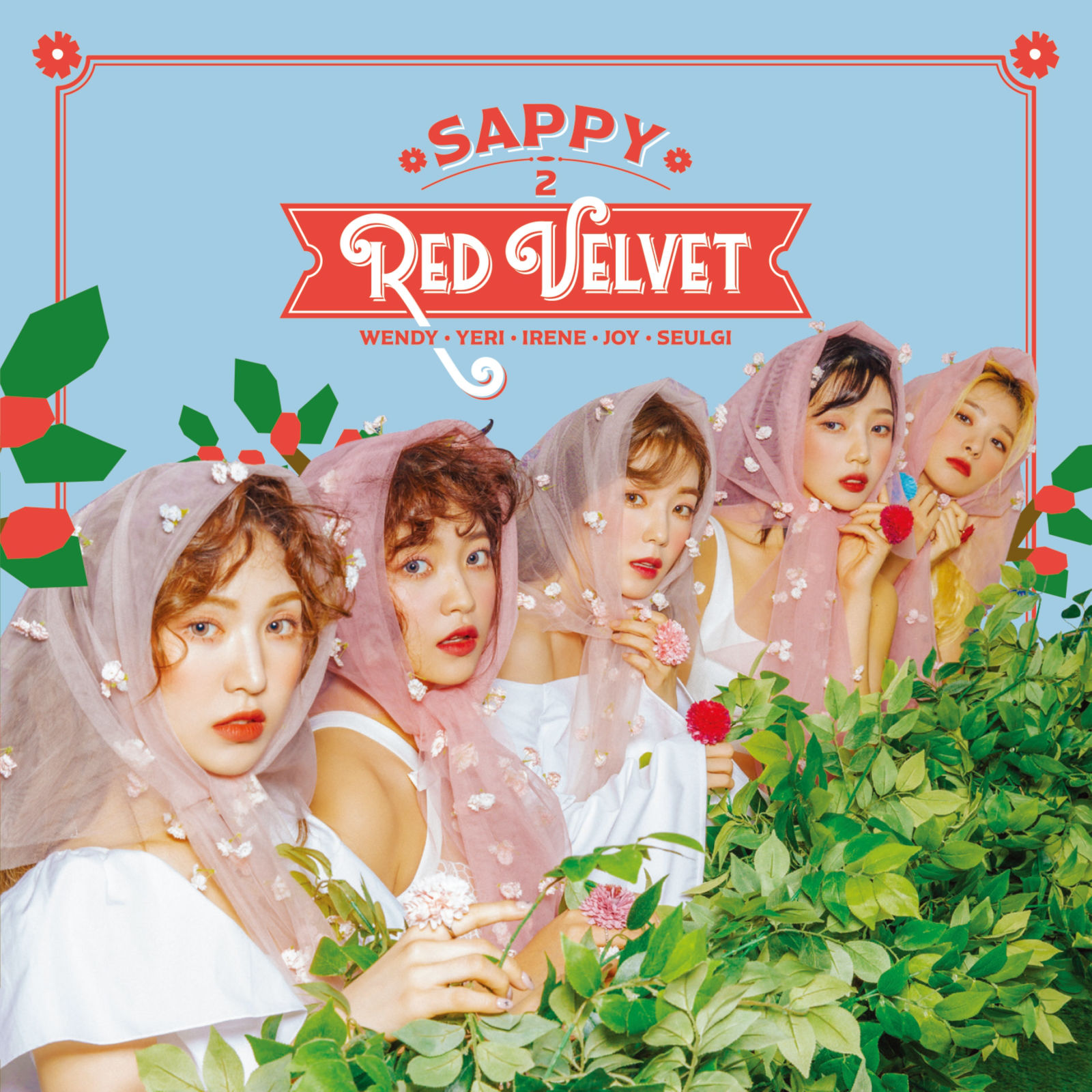 Red Velvet - Peek-A-Boo (Japanese Version)