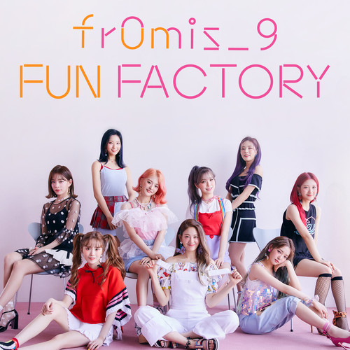 Download fromis_9 - FLY HIGH Mp3