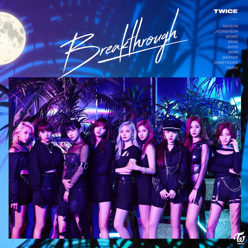 Download TWICE - Breakthrough Mp3
