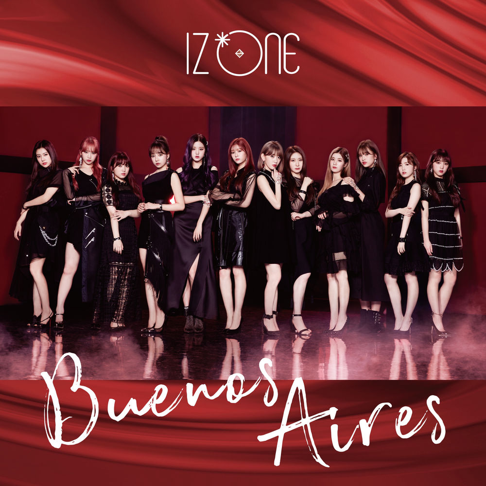 Download IZ*ONE - Buenos Aires Mp3