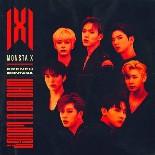 Monsta X - WHO DO U LOVE