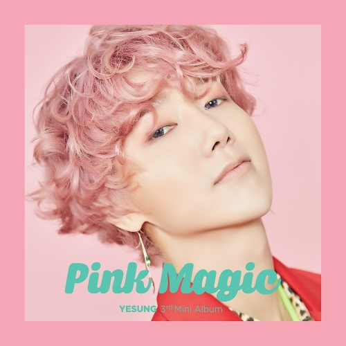 YESUNG - Pink Magic