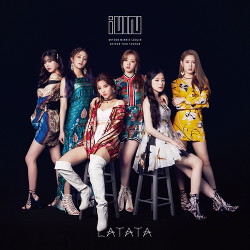 Download (G)I-DLE - LATATA (Japanese Version) Mp3