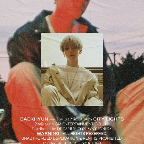Baekhyun EXO - Stay Up (feat. Beenzino)