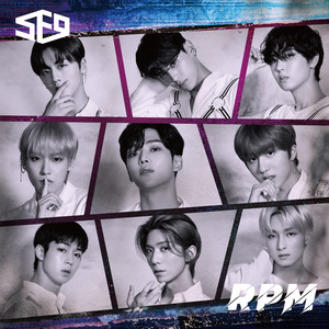 SF9 - Rpm (Japanese Version)