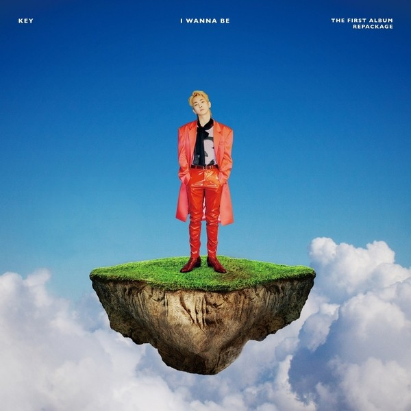 KEY – I Wanna Be (feat. Soyeon of (G)I-DLE)